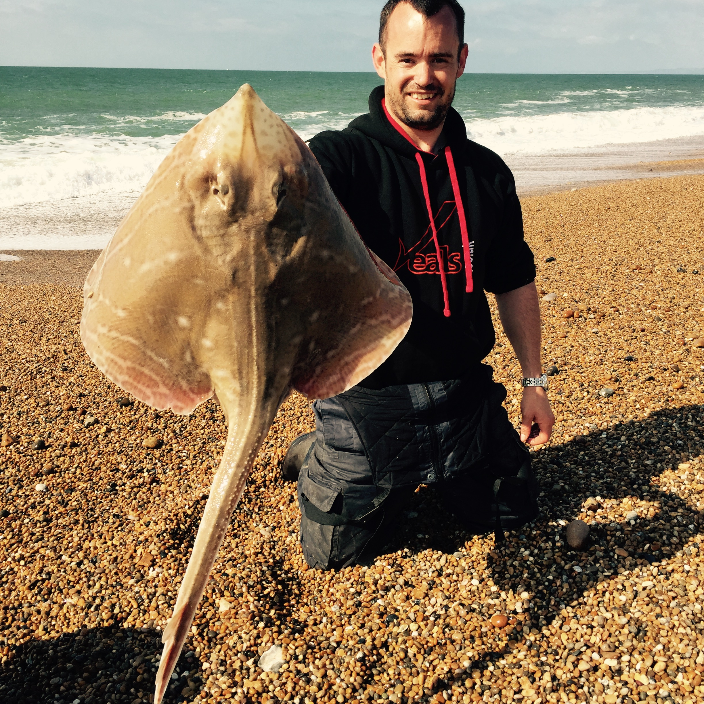 10lb 3oz small eyed ray