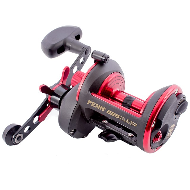 Penn 525 Mag3 - Carl's choice of reel